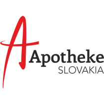 Lekáreň Apotheke Slovakia logo