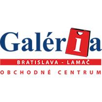 Galéria Bratislava - Lamač logo