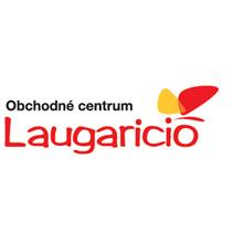Obchodné centrum Laugaricio Trenčín logo