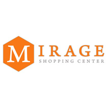 Obchodné centrum Mirage Žilina logo