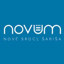 NOVUM Prešov logo