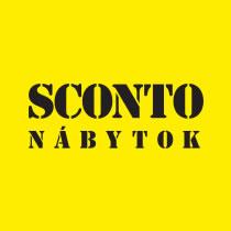 SCONTO Nábytok logo